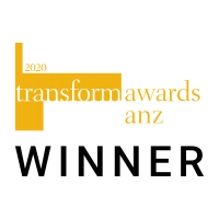 Transform ANZ 2020_Winner
