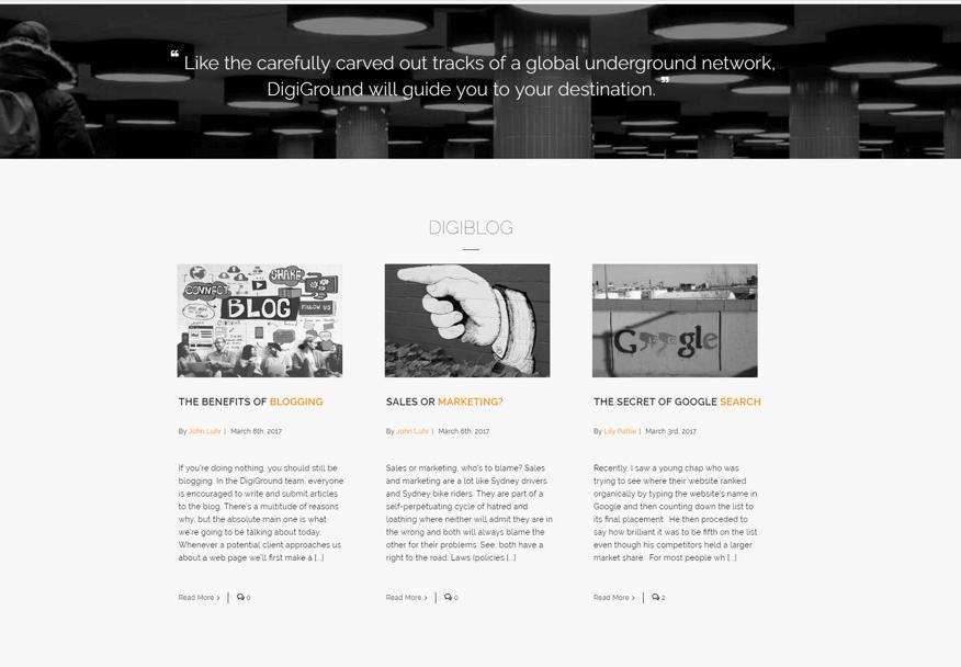 DigiGround Homepage Blog Posts Picture