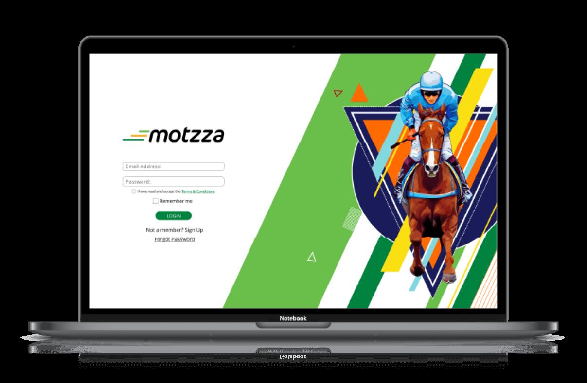 the racing league australia motzza